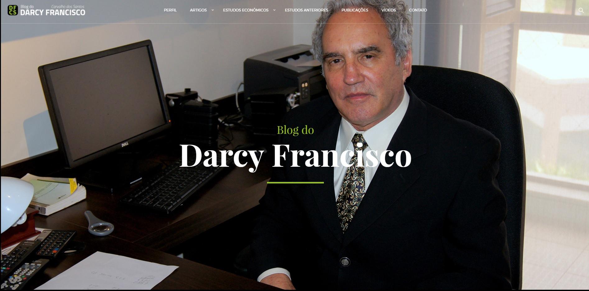 Blog do Darcy Francisco